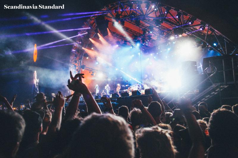 Suspect Crowds at Roskilde | Scandinavia Standard