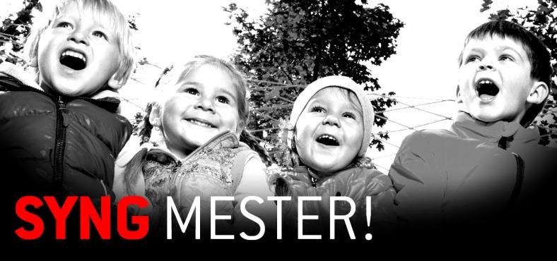 Syng Mester - Danish Children's Singing - Copenhagen Opera Festival   Scandinavia Standard