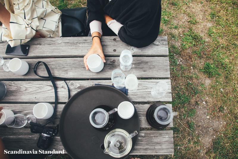 Tea at Amass Copenahgen   Scandinavia Standard