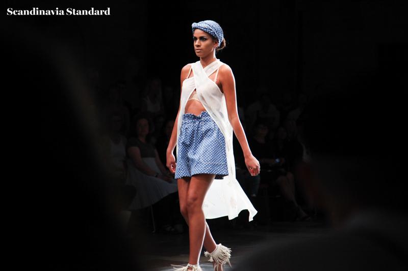 1. Margrethe Skolen - Copenhagen Fashion Week ss16 - Scandinavia Standard 2