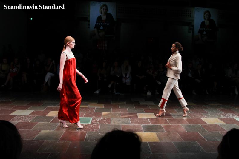 1. Margrethe Skolen - Copenhagen Fashion Week ss16 - Scandinavia Standard 3