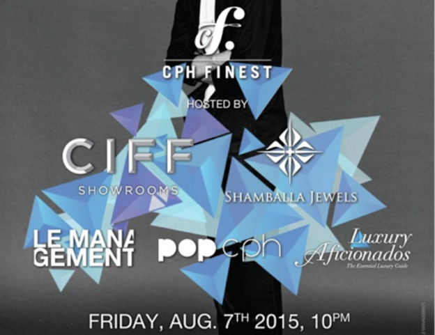 CLOSING PARTY - CFF EVENTS