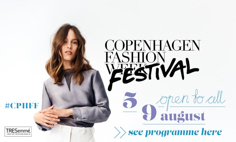 COPENHAGEN FASHION FESTIVAL - August 2015 Whats on Copenhagen   Scandianvia Standard