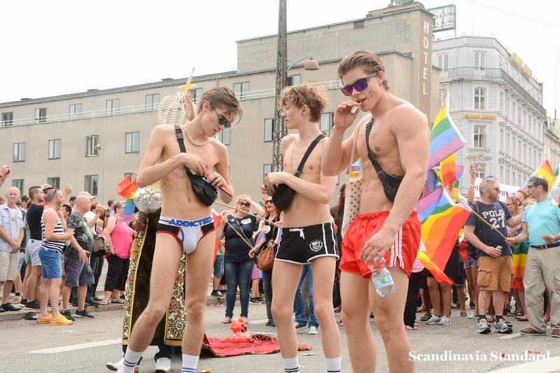 Copenhagen Pride Parade 2015 | Scandinavia Standard 12