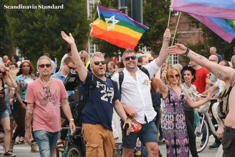 Copenhagen Pride Parade 2015 | Scandinavia Standard 13