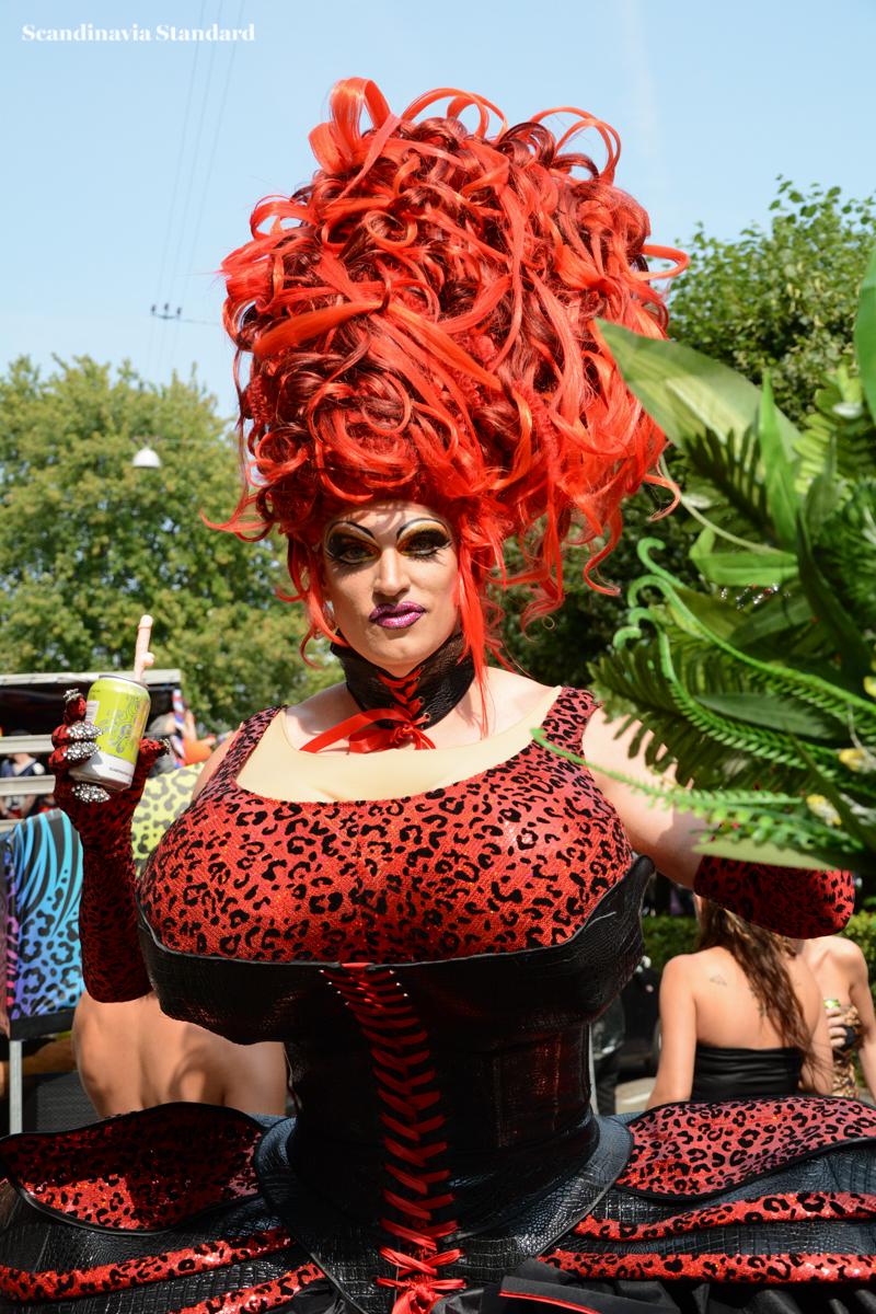 Copenhagen Pride Parade 2015 | Scandinavia Standard 4