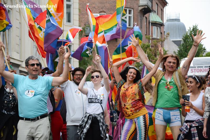 Copenhagen Pride Parade 2015 | Scandinavia Standard 7
