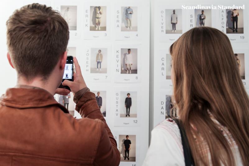 Filippa K Men's Backstage Pics - Stockholm Fashion Week | Scandinavia Standard