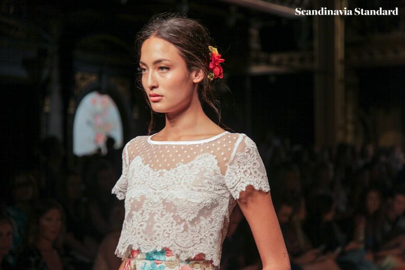 Ida Sjostedt Runway Hots - Stockholm Fashion Week | Scandinavia Standard