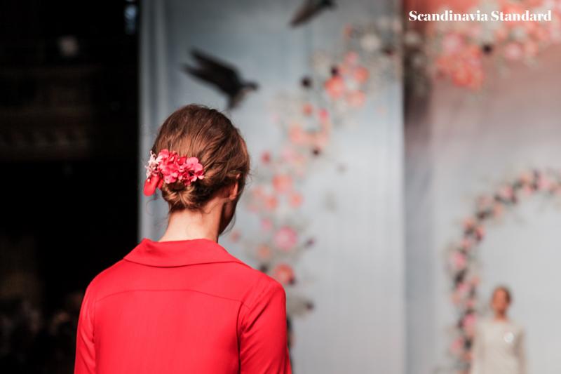 Ida Sjostedt - Stockholm Fashion Week | Scandinavia Standard
