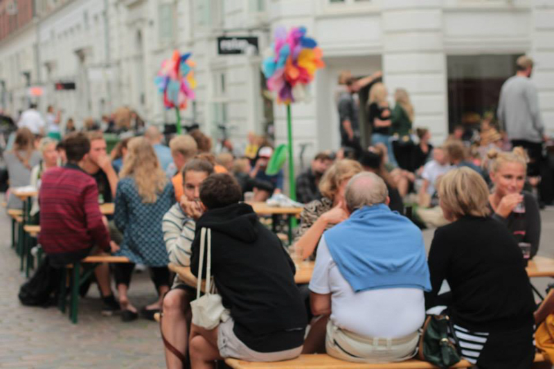 JÆGERSBORGGADE GADEFEST - August 2015 Whats on Copenhagen   Scandianvia Standard