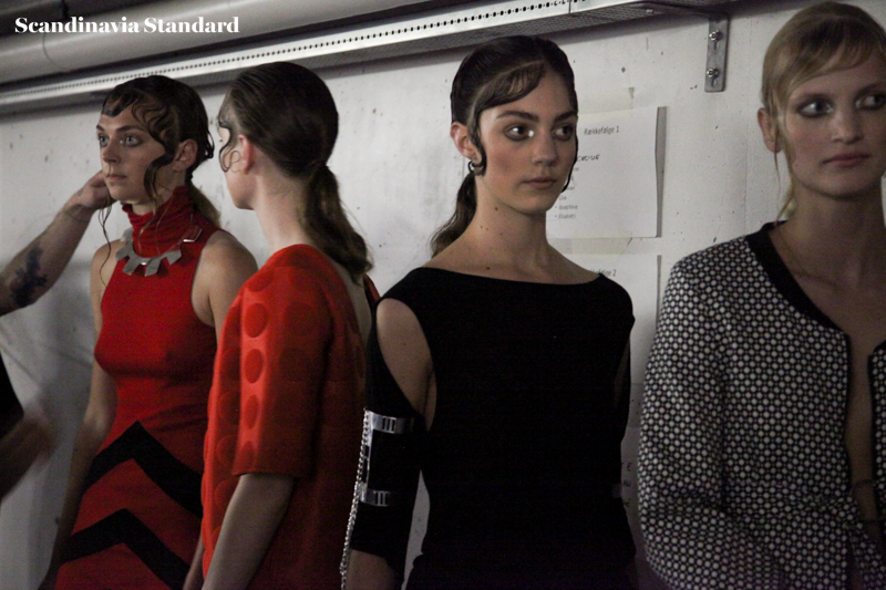 Maikel Tawadros - Copenhagen Fashion Week SS16 | Scandinavia Standard 8