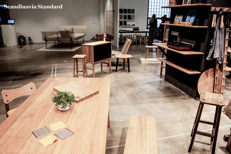 Plain Crafts by Søren Ulrich Stand at north modern | Scandinavia Standard