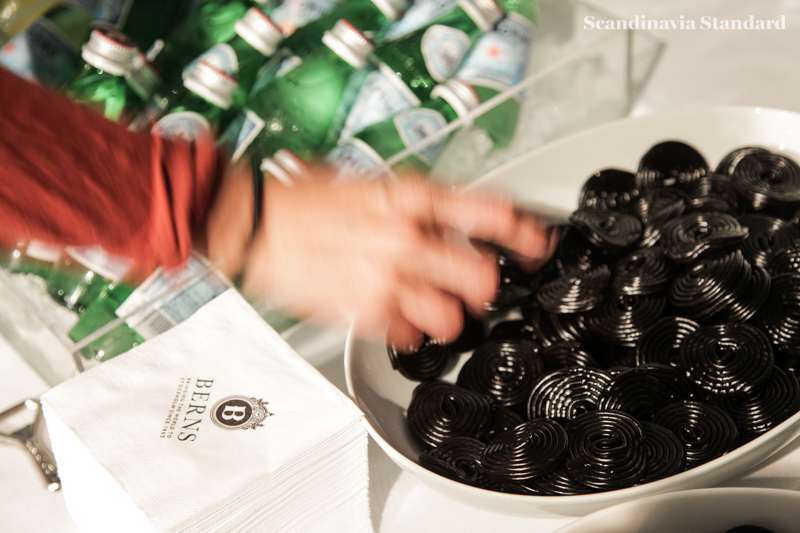 STAND Fashion Show - San Pellegrino & Liquorice - Stockholm Fashion Week | Scandinavia Standard
