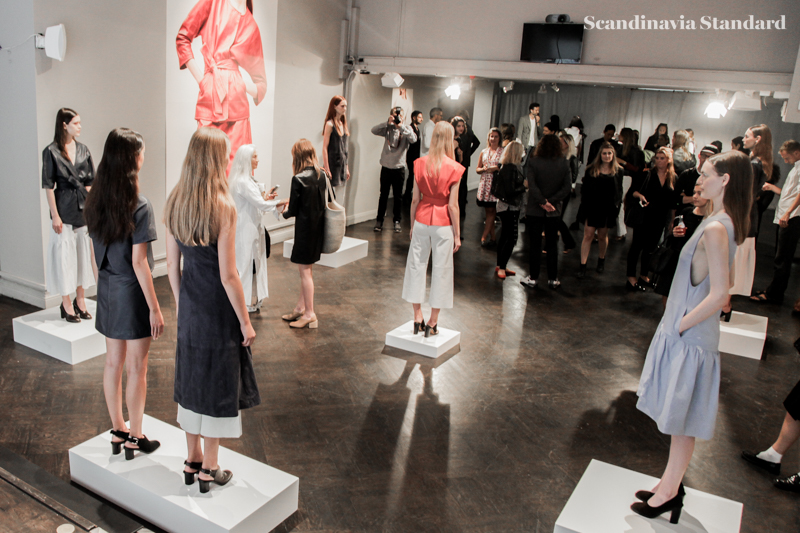 STAND Gallery Room - Stockholm Fashion Week | Scandinavia Standard