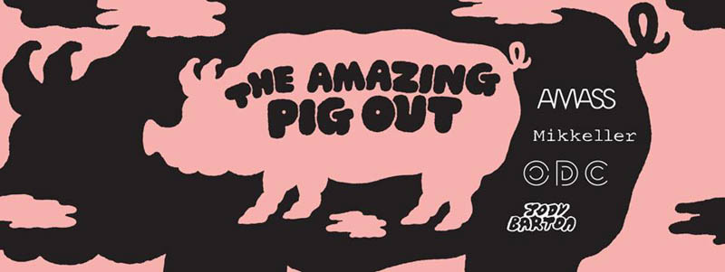 AMAZING PIG OUT - Sept 2015 - Whats on Copenhagen