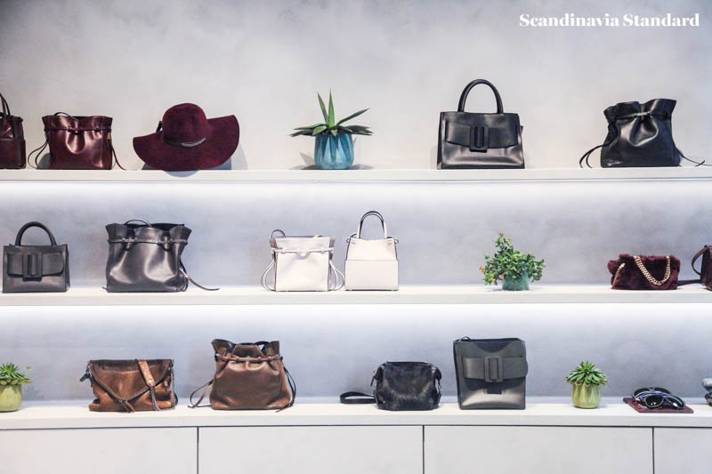 BOYY BOUTIQUE Shelves in Copenhagen | Scandinavia Standard