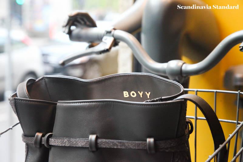 BOYY Bag in Bike - Copenhagen | Scandinavia Standard
