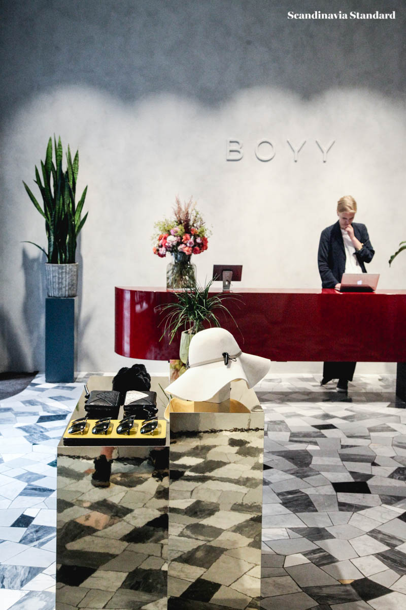 BOYY Boutique Copenahgen Store | Scandinavia Standard