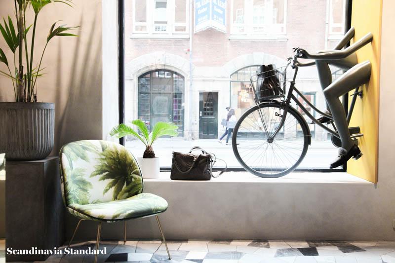 Bike Set Up in BOYY BOUTIQUE Copenhagen | Scandinavia Standard