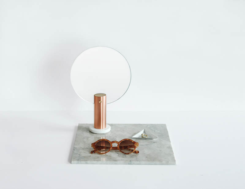 Ladies and Gentlemen Studio | Scandinavia Standard - Maru round mirror2-copper-2