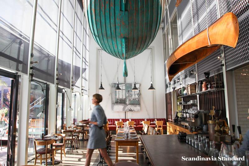 Oaxen Slip Interior Stockholm | Scandinavia Standard