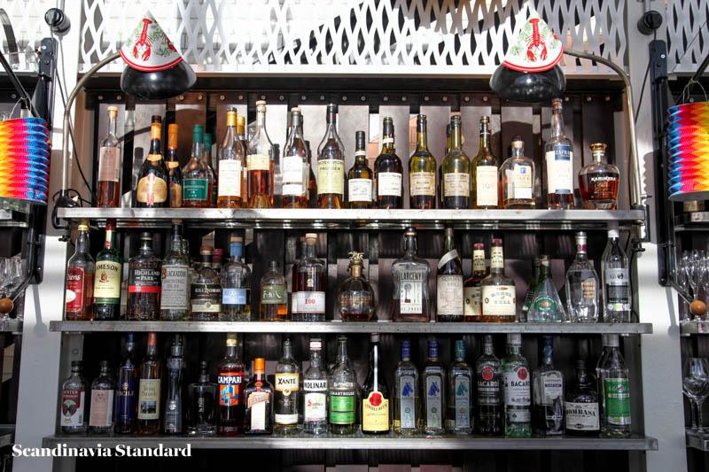 Oaxen Slip Spirits at the Bar Stockholm | Scandinavia Standard