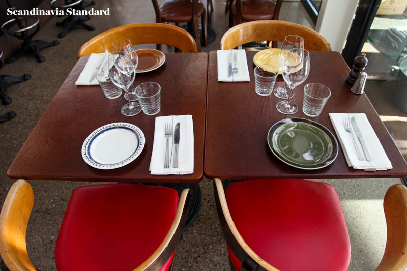 Oaxen Slip Table Setting Stockholm | Scandinavia Standard