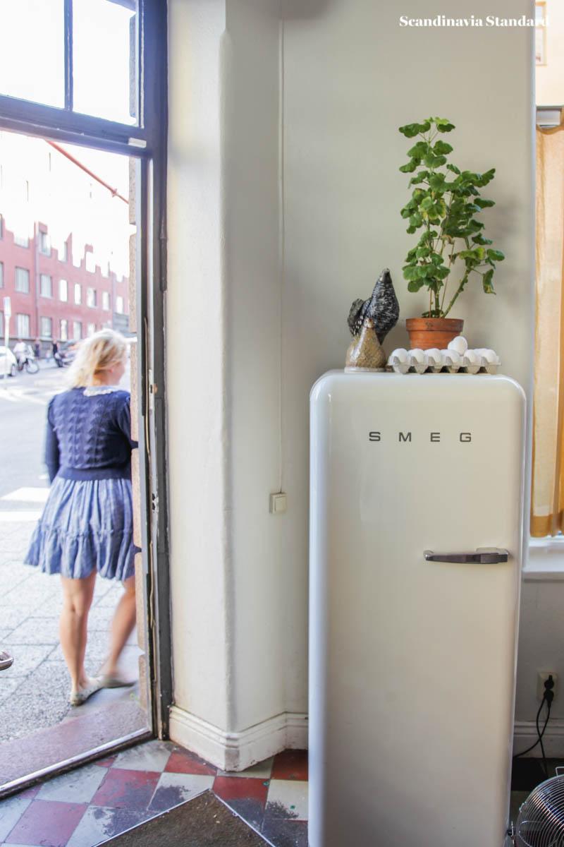 Pom & Flora Smeg Fridge Stockholm | Scandinavia Standard