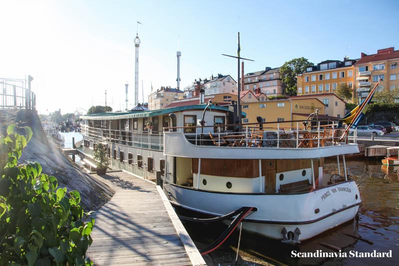 Prince van Orangiën Boat and The Slip - Stockholm | Scandinavia Standard 1
