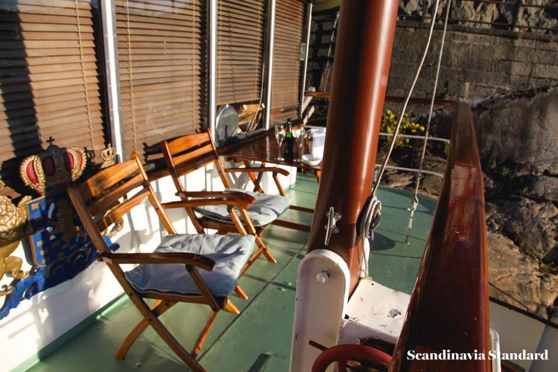 Prince van Orangiën Boat and The Slip - Stockholm | Scandinavia Standard 12