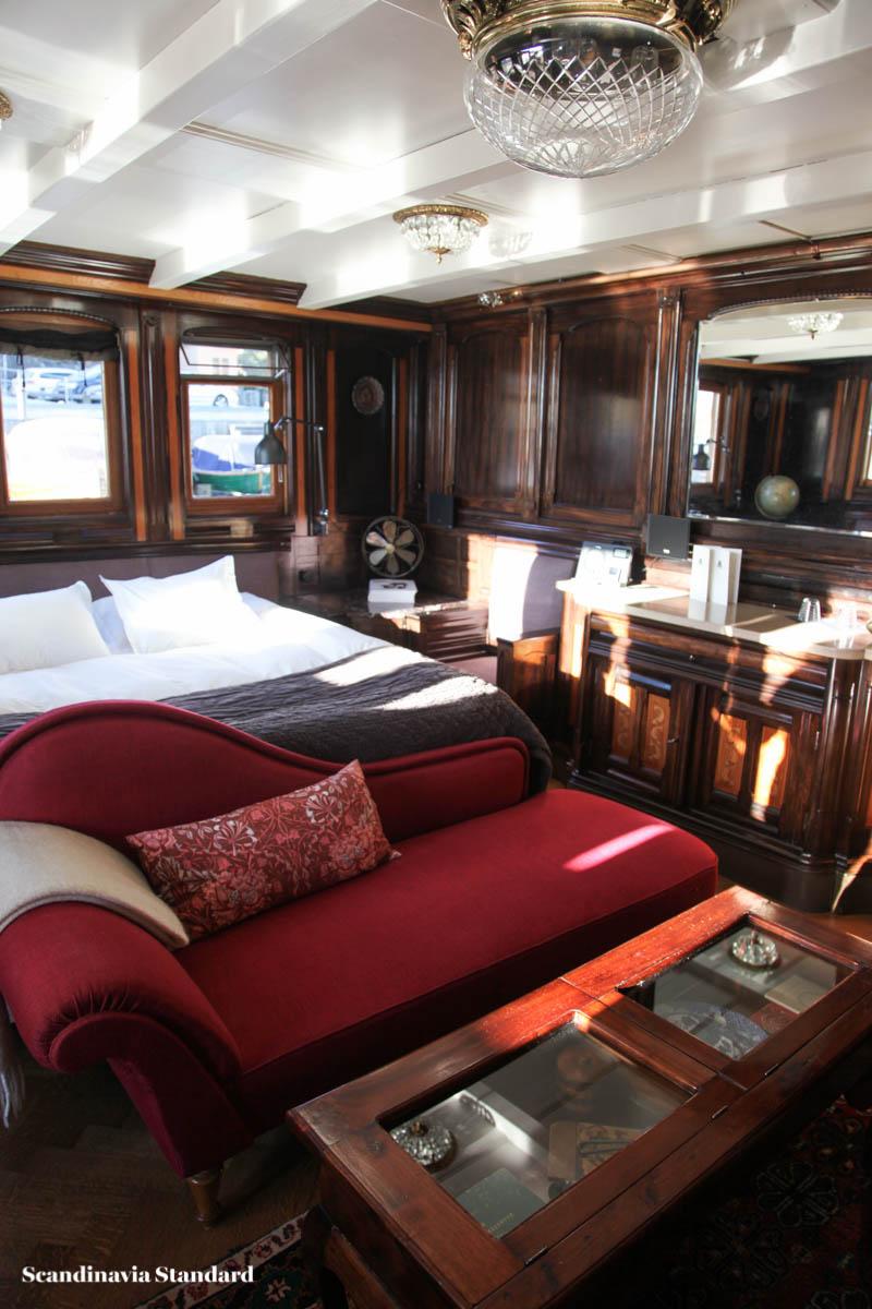 Prince van Orangiën Boat and The Slip - Stockholm | Scandinavia Standard 2