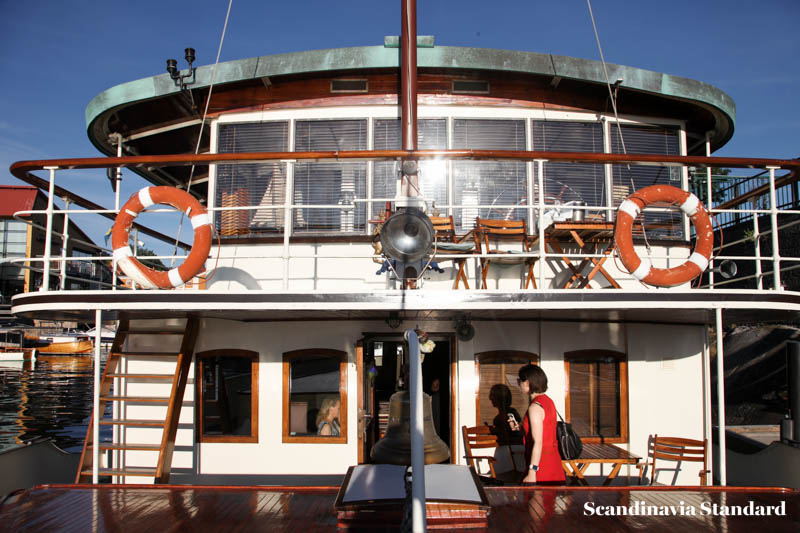Prince van Orangiën Boat and The Slip - Stockholm | Scandinavia Standard 4
