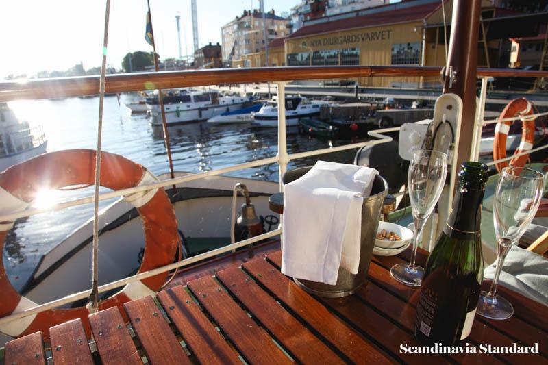 Prince van Orangiën Boat and The Slip - Stockholm | Scandinavia Standard 5