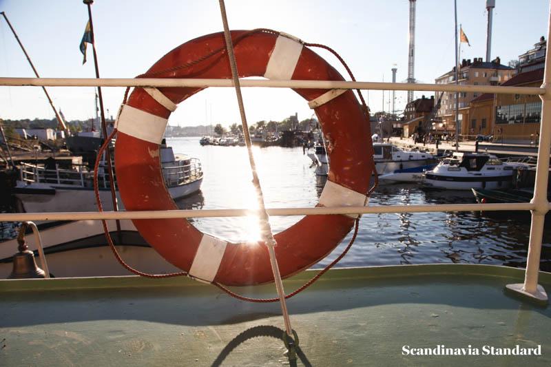 Prince van Orangiën Boat and The Slip - Stockholm | Scandinavia Standard 6