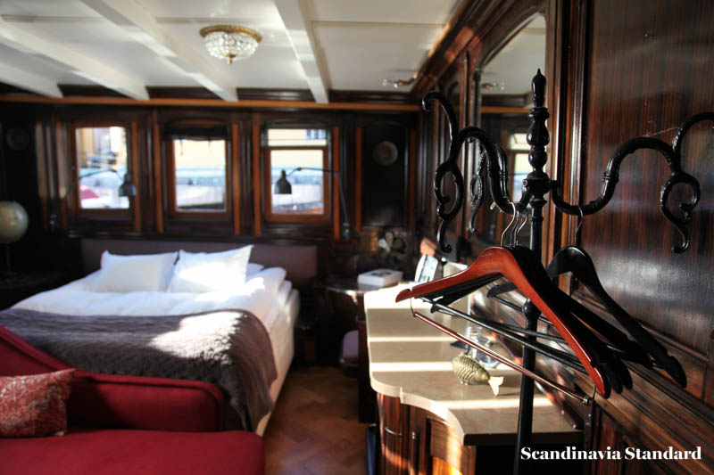 Prince van Orangiën Boat and The Slip - Stockholm | Scandinavia Standard 7