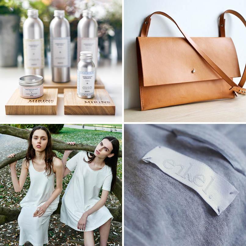 Slow Store Pop Up Copenhagen by Such Agency - Mirins, SilleKnotte, Wearso, Enkel | Scandinavia Standard