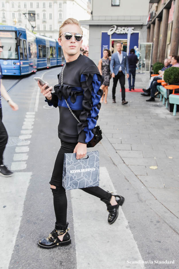 Stockholm Fashion Week SS16 Street Style | Scandinavia Standard - 14