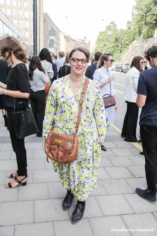 Stockholm Fashion Week SS16 Street Style | Scandinavia Standard - 16