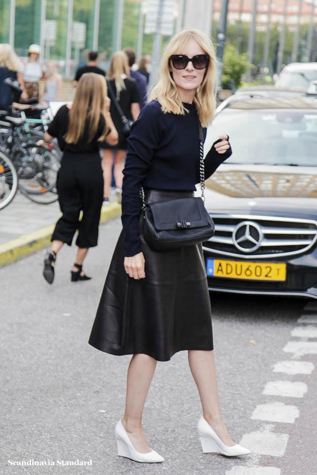Stockholm Fashion Week SS16 Street Style | Scandinavia Standard - 17 - 2