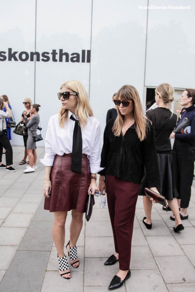 Stockholm Fashion Week SS16 Street Style | Scandinavia Standard - 18