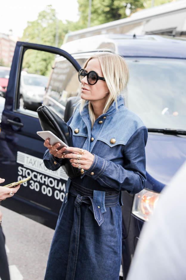 Stockholm Fashion Week SS16 Street Style | Scandinavia Standard - 19