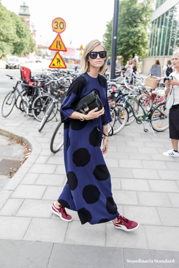 Stockholm Fashion Week SS16 Street Style | Scandinavia Standard - 23