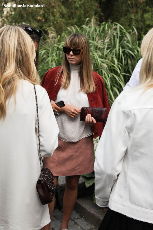 Stockholm Fashion Week SS16 Street Style | Scandinavia Standard - 3