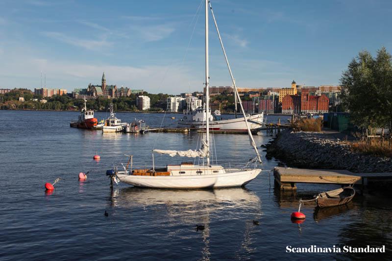 View from Oaxen Krog in Stockholm | Scandinavia Standard