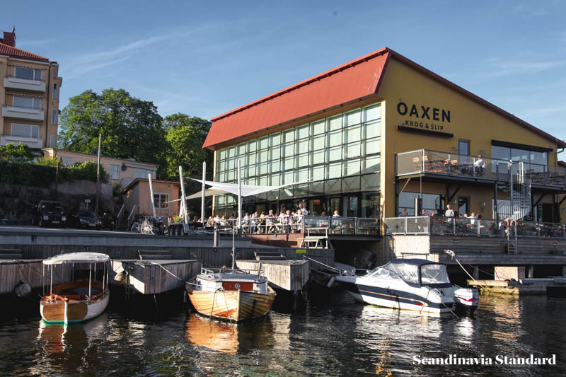 View of the Oaxen Krog in Stockholm | Scandinavia Standard