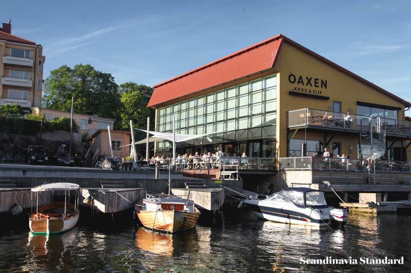 View of the Oaxen Krog in Stockholm | Scandinavia Standard