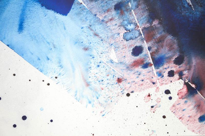 Painter Max Frintrop at Andersen's Contemporary Gallery Close Up   Scandinavia Standard
