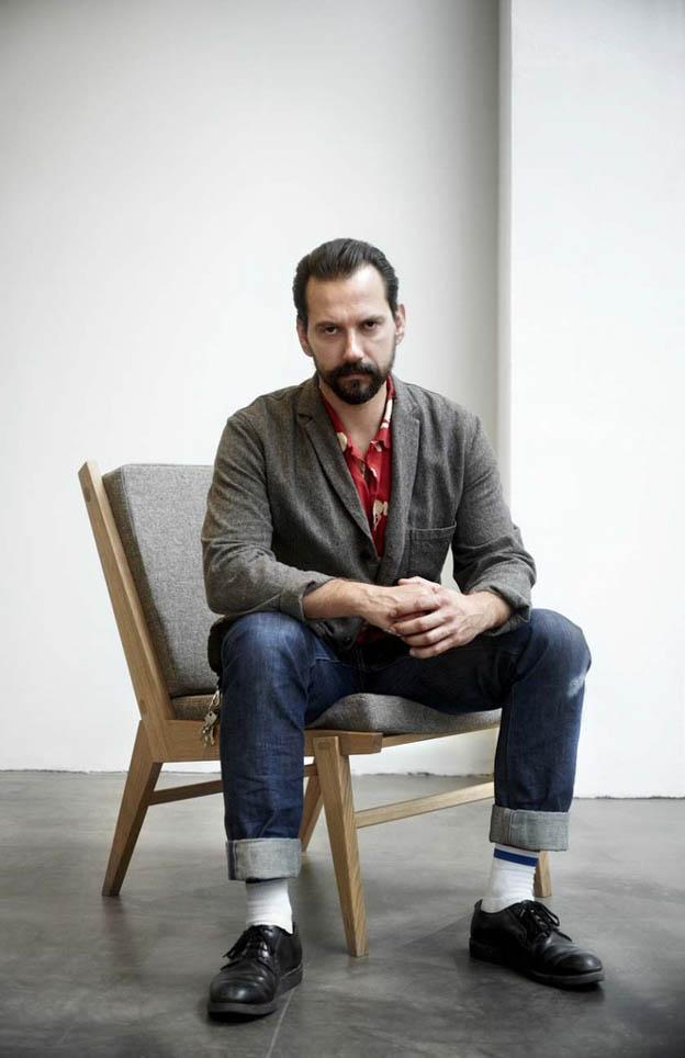 Portrait of Soren Ulrich Plain Crafts | Scandinavia Standard