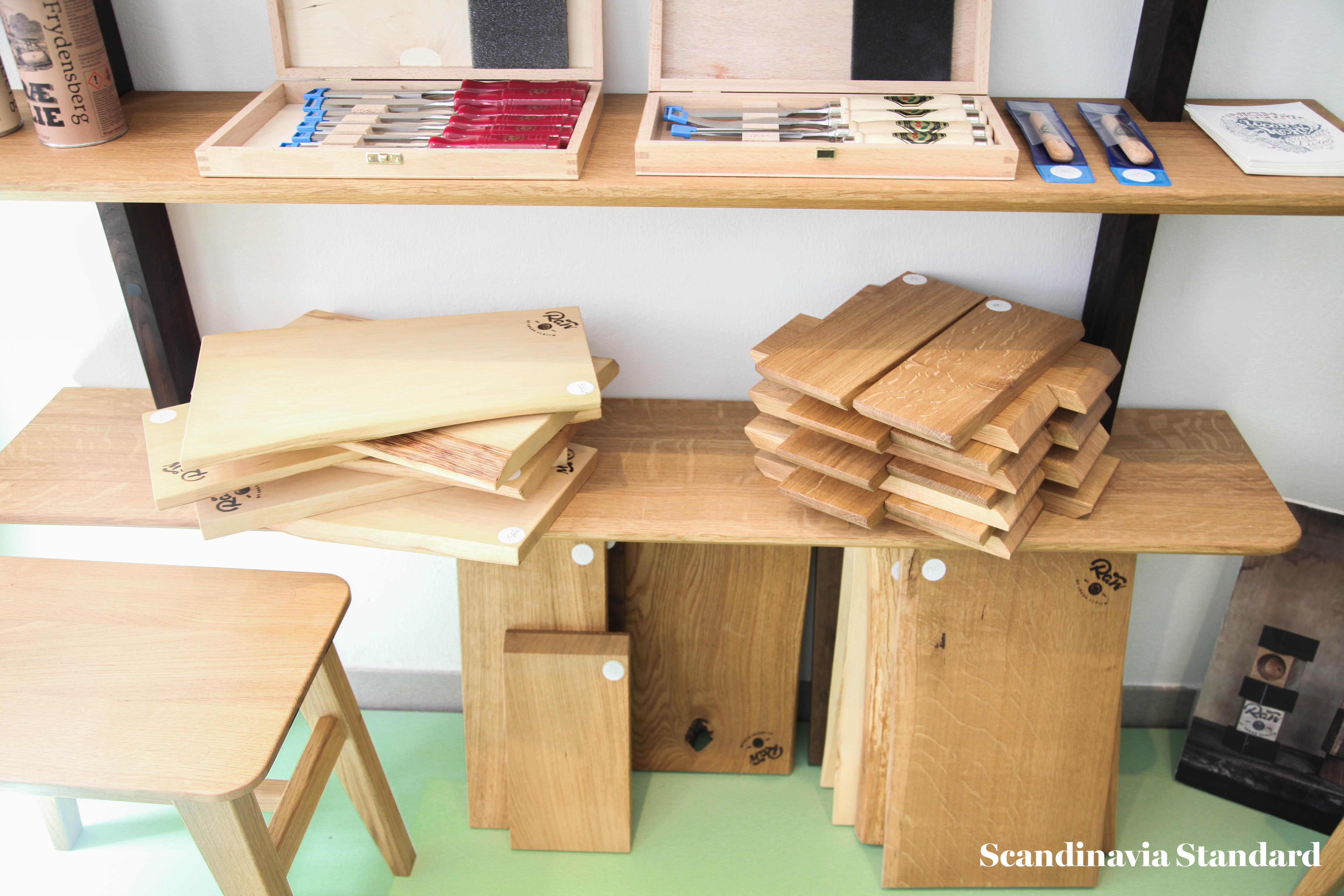 Reclaiming Danish Modern Furniture Søren Ulrich Store 2 | Scandinavia Standard